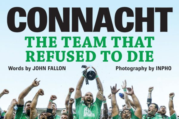 Connacht book cover John Fallon