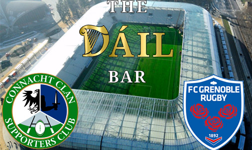 Dail Grenoble Away