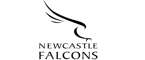 Newcastle falcons badge